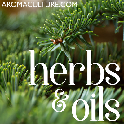 Herbs & Oils Podcast brought to you by AromaCulture.com - 57 Amanda Lattin: Using both Herbs and Essential Oils Case Studies