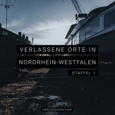 Verlasszination - Verlassene Orte in Deutschland - Weserwerft Minden GmbH - Verlassene Orte in NRW