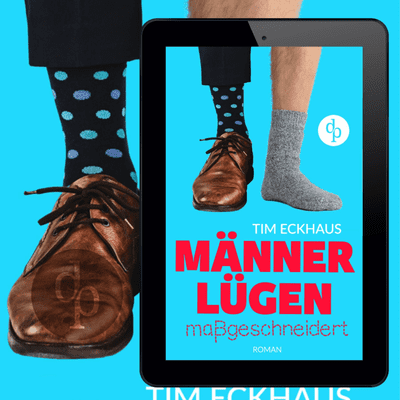 Buchplausch - Männerlügen Maßgeschneidert Tim Eckhausen