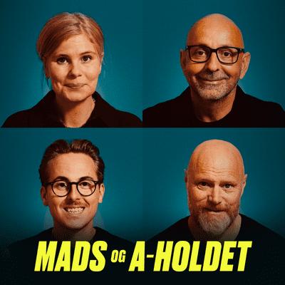 Mads og A-holdet - Episode 33: Hvem betaler P-bøden, kræftsyg mor og cafedrøm og provokationer på cykelstien