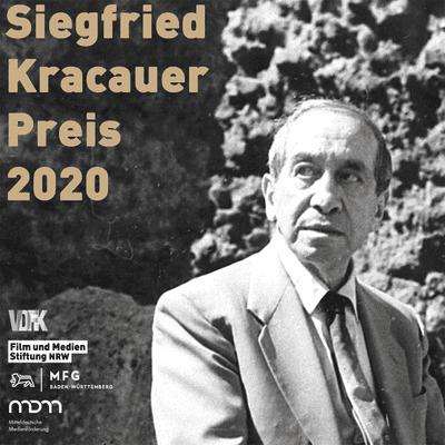 Verleihung des Siegfried Kracauer Preises 2020