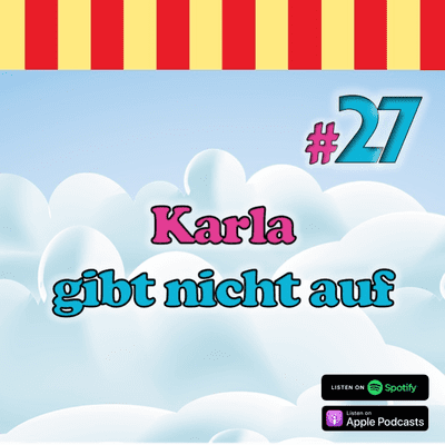 Inside Neustadt - Der Bibi Blocksberg Podcast - #27 - Karla gibt nicht auf