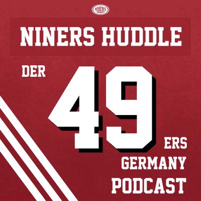 """Niners Huddle - Der 49ers Germany Podcast - 91: """"Fields good"""" – Die Niners Huddle Mock Drafts"""