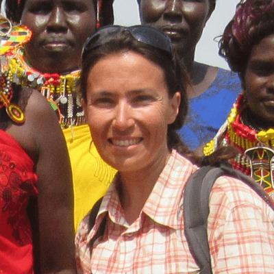 Un Gran Viaje - Cruzar África, de Egipto a Sudáfrica, en solitario, con Emi Proudoux | 58