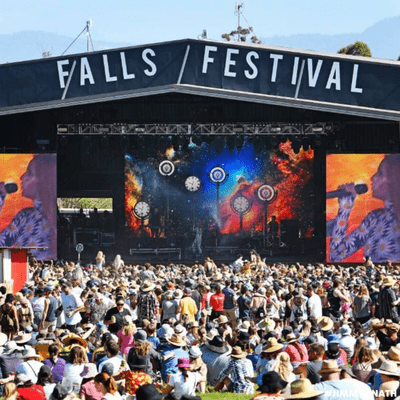 Jimmy & Nath - Hit Hobart 100.9 - FALLS FESTIVAL: Will It Come Back To Tasmania?