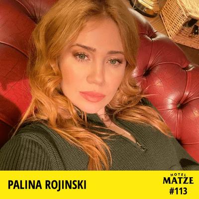 Hotel Matze - Palina Rojinski – Was brauchst du, um zu wachsen?