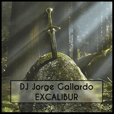 DJ Jorge Gallardo Radio - Excalibur (Red Code Activated)