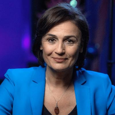 """Vis à vis - Polit-Talkerin Sandra Maischberger: """"Plauderei kann ich nicht"""""""