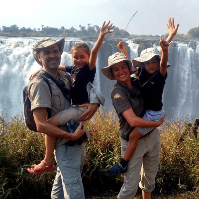 Un Gran Viaje - Extra con anécdotas sobre el viaje por África de David y Fani de Familia Sin Rumbo - Episodio exclusivo para mecenas