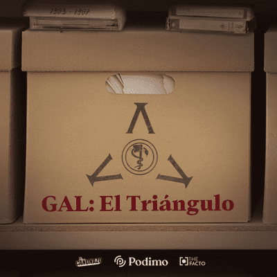 coverart for the podcast GAL: El triángulo