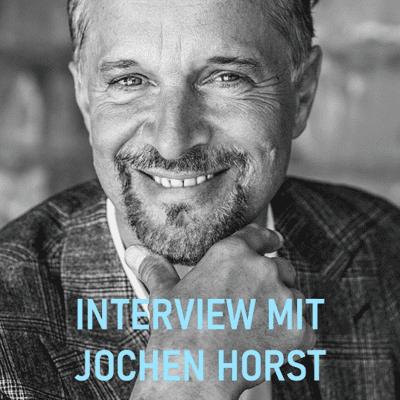 Der Podcast zur IT-Sicherheit - #002 Interview mit Schauspieler Jochen Horst