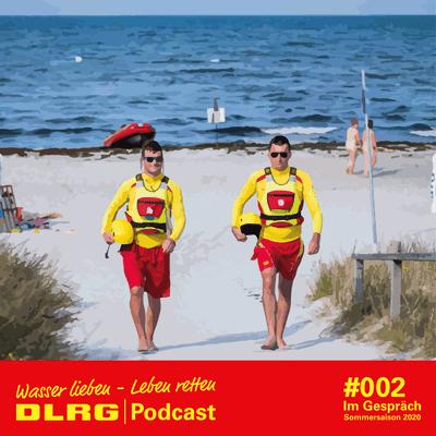 DLRG Podcast - DLRG Im Gespräch Folge 002 - Abenteuer Küste: Als Wachführer auf der kleinsten Nordseeinsel Deutschlands