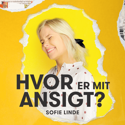coverart for the podcast Hvor er mit ansigt?