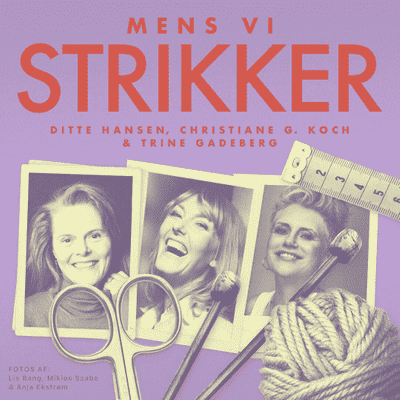 Mens vi strikker - S3 - Episode 2: Julesalon.