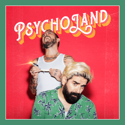 coverart for the podcast Psycholand