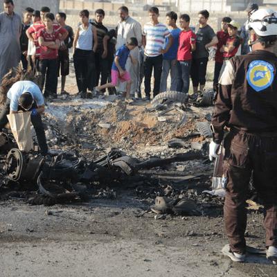Vis à vis - Was kann humanitäre Hilfe in Syrien bewirken, Herr Südhoff?
