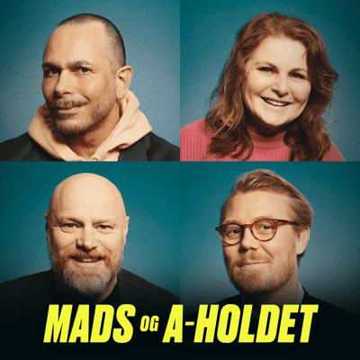 Mads og A-holdet - Episode 9 - Del 1 - Vildkat eller tamkat, min venindes begravelse og parforhold med dødt sexliv.