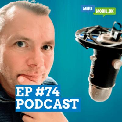 MereMobil.dk - Episode #74: Derfor rammes Huawei af et modkørende tog