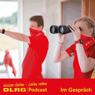 """DLRG Podcast - DLRG """"Im Gespräch"""" Folge 012 - Der große DLRG Jahresrückblick: Vier Gliederungen berichten über ihr Corona-Jahr"""