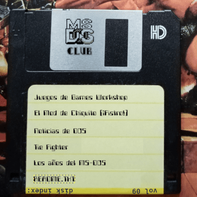 MS-DOS CLUB - MS-DOS CLUB Podcast Vol 9 diciembre de 2020