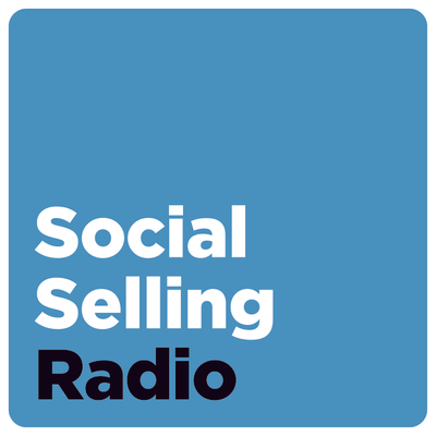 Social Selling Radio - Kan en civilingeniør lære at sælge?