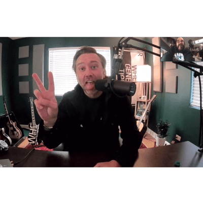 Turned Out A Punk - Episode 341 - Tim Mcllrath (Rise Against, Baxter, The Killing Tree)