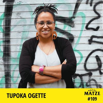 Hotel Matze - Tupoka Ogette – Was macht die Welt rassismusärmer?