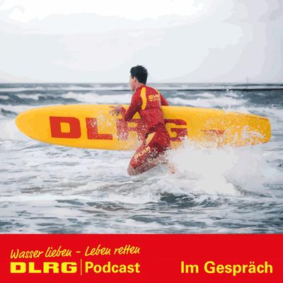 """DLRG Podcast - DLRG """"Im Gespräch"""" Folge 010 - Eine besondere Lebensrettung: Colin (12) wird zum Helden"""