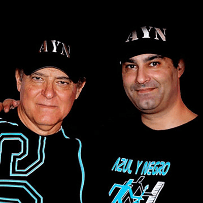 DJ Jorge Gallardo Radio - 3HitsMixed 010 Azul Y Negro - La Vuelta