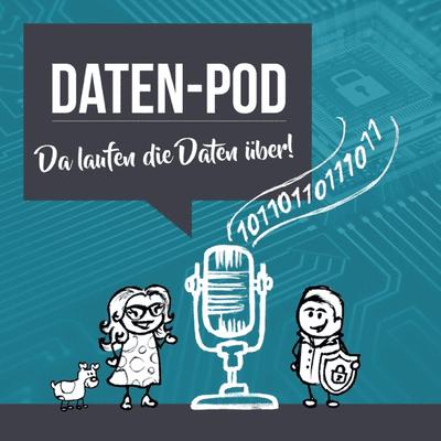 Daten-Pod - Da laufen die Daten über! - podcast