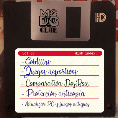 MS-DOS CLUB - MS-DOS CLUB Podcast  Vol 3  junio de 2020
