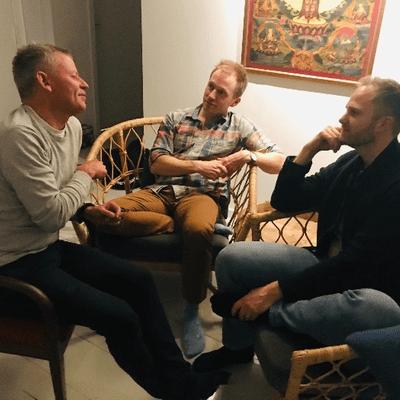 Gammelfar - Episode 3: Gammelfar og fædregruppen