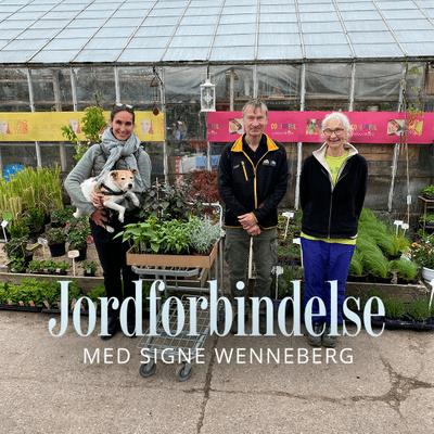 Jordforbindelse med Signe Wenneberg - Episode 8: Musik for stressede planter
