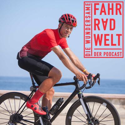 Die Wundersame Fahrradwelt - Ultracyclist Ulrich Bartholmös - Wie weit dehnst du deine Grenzen aus?