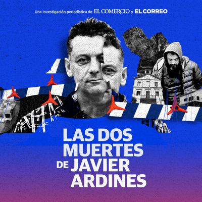 coverart for the podcast Las dos muertes de Javier Ardines