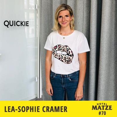 Hotel Matze - Lea Sophie Cramer / AMORELIE – Wie führt man ein Unternehmen mit 100 Mitarbeiter*innen?