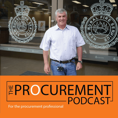 The Procurement Podcast - Episode 002: Responsive suppliers in Government with Rod Lambert