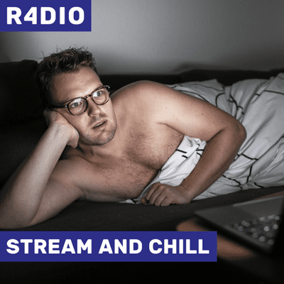 STREAM AND CHILL - Den der med Warberg, William og vildt sjove serier