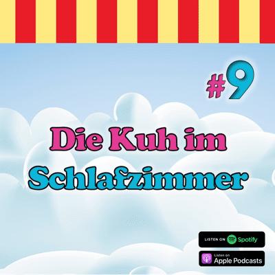 Inside Neustadt - Der Bibi Blocksberg Podcast - #9 - Die Kuh im Schlafzimmer