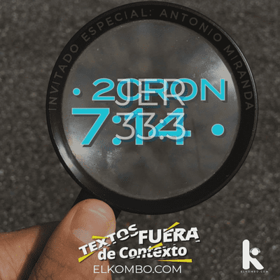 El Kombo Oficial - Textos Fuera de Contexto (Serie E3)