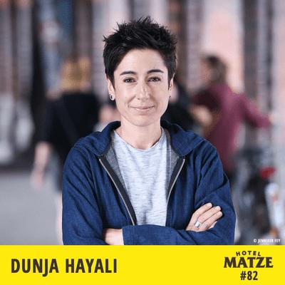 Hotel Matze - Dunja Hayali – Warum müssen wir uns mehr engagieren?