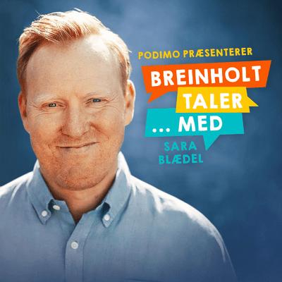 Breinholt taler … med - Episode 4: Sara Blædel