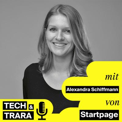 Tech und Trara - TuT #58 Datenschutz im Mittelpunkt - mit Alexandra Schiffmann
