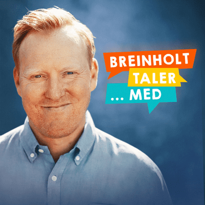 Breinholt taler … med - Episode 19: Puk Damsgaard