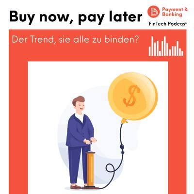 Payment & Banking Fintech Podcast - Buy now, pay later: Der Trend, sie alle zu binden?