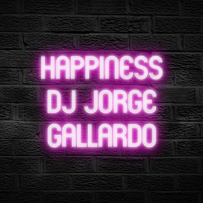 DJ Jorge Gallardo Radio - Happiness (Radio Edit)