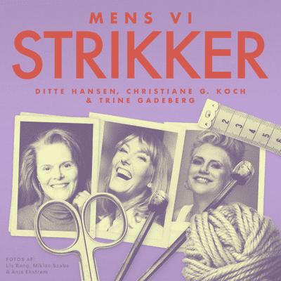 Mens vi strikker - S4-Episode 2: Kimmie Munkholm