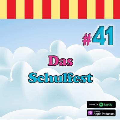 Inside Neustadt - Der Bibi Blocksberg Podcast - #41 - Das Schulfest