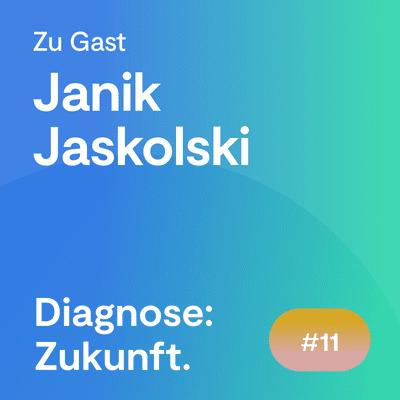 Diagnose: Zukunft - Der Experten Podcast - #61 Künstliche Intelligenz in der Gesundheitsbranche