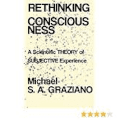 The Avid Reader Show - 1Q1A Rethinking Consciousness Michael Graziano